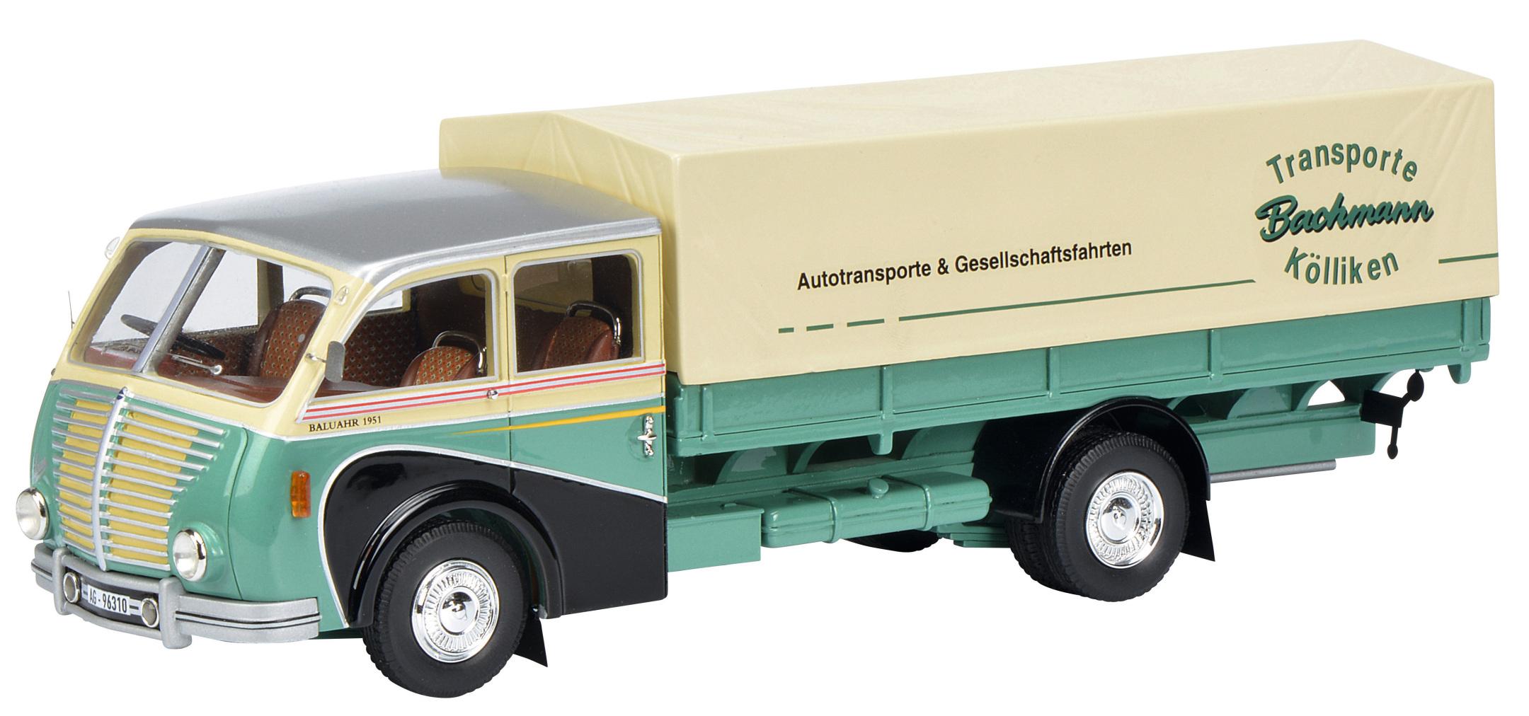 Saurer 3C-H LKW - Bachmann