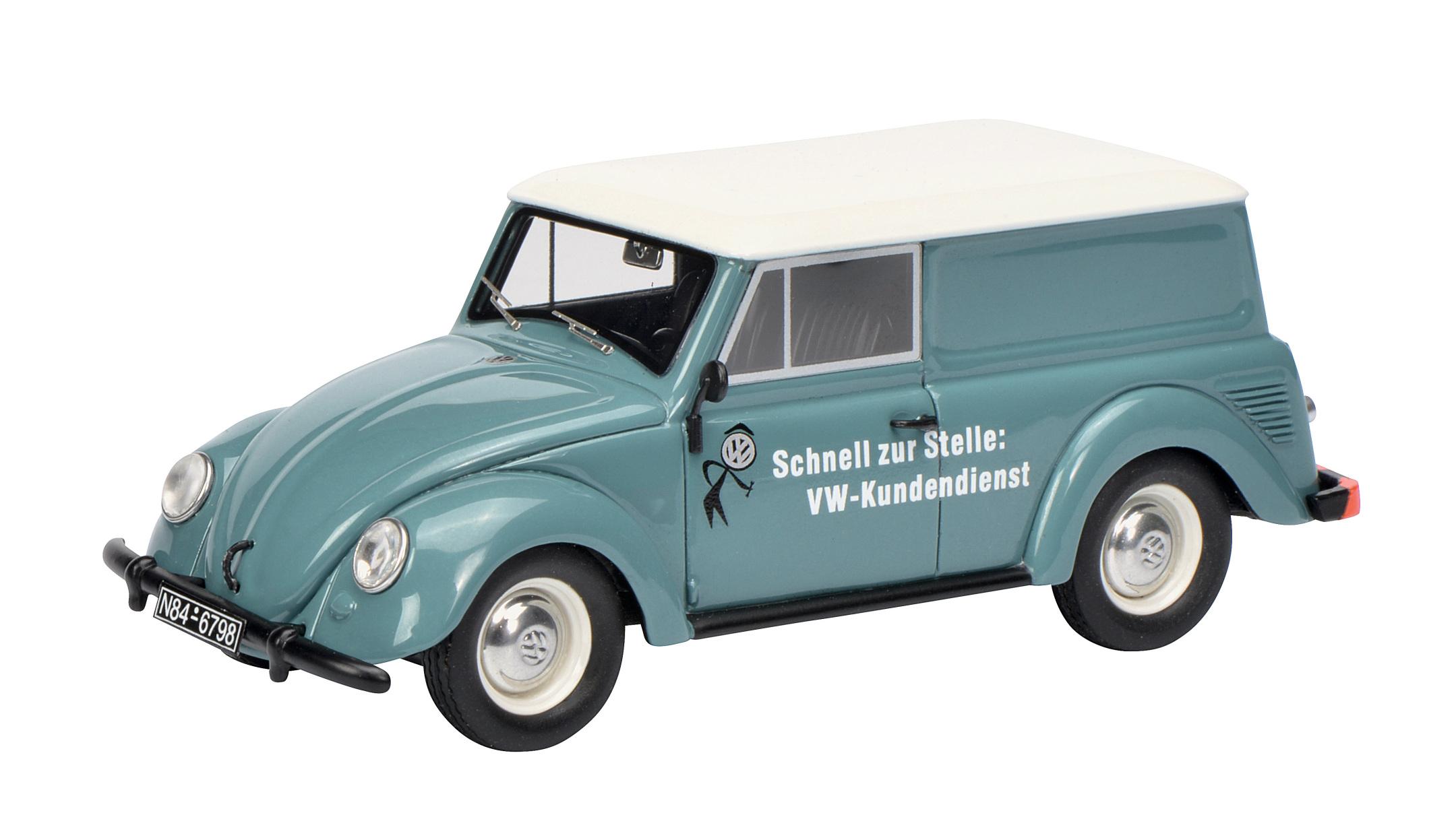 VW Kleinlieferwagen - VW Kundendienst