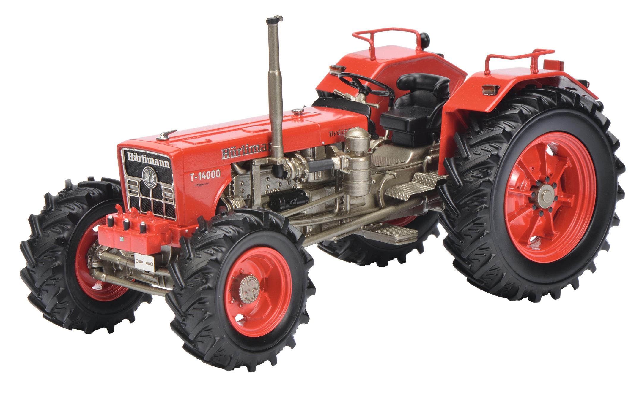 Hürlimann T 14000 Traktor