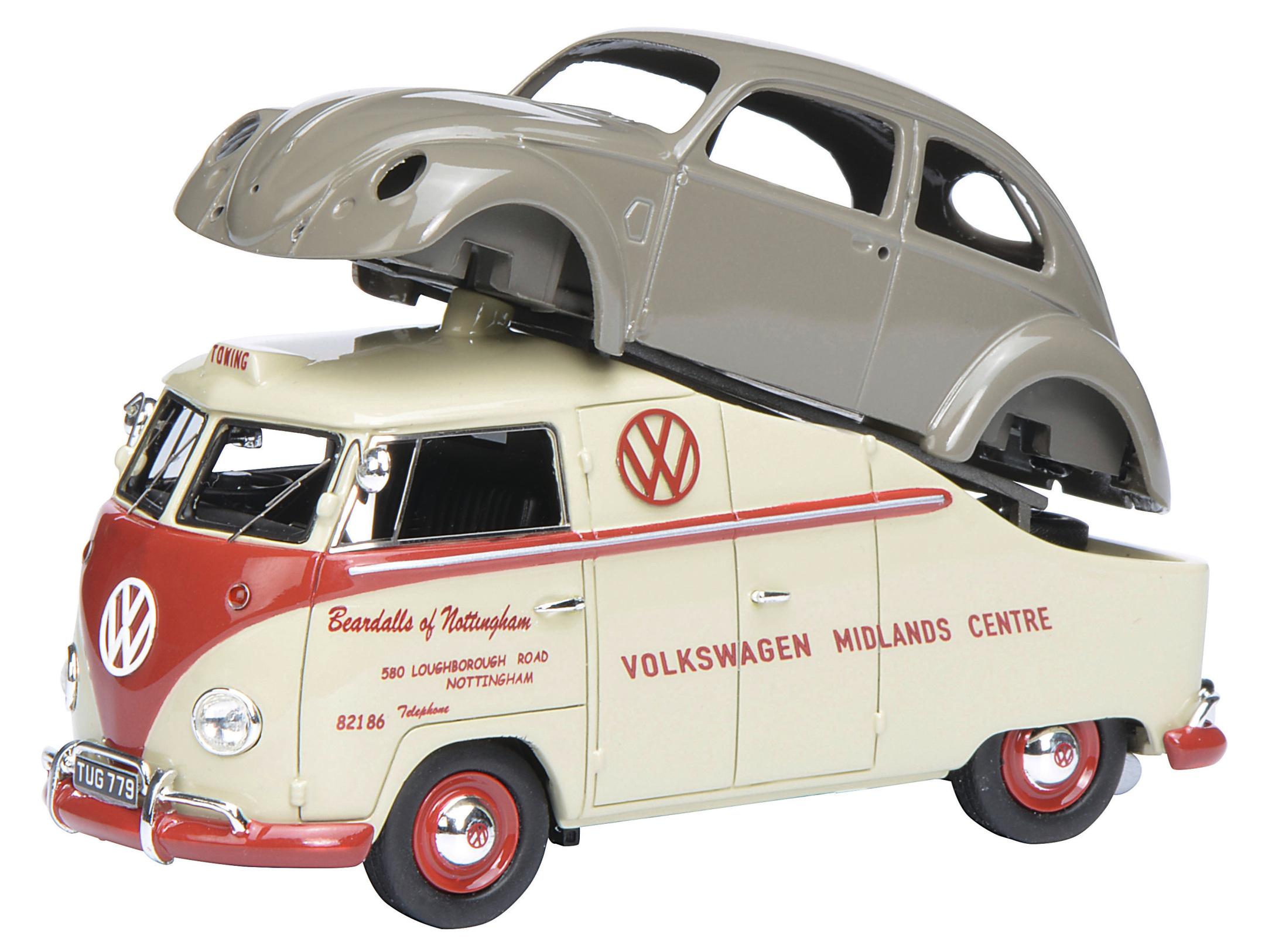 VW T1a - Midlands Centre - Brezelkäfer