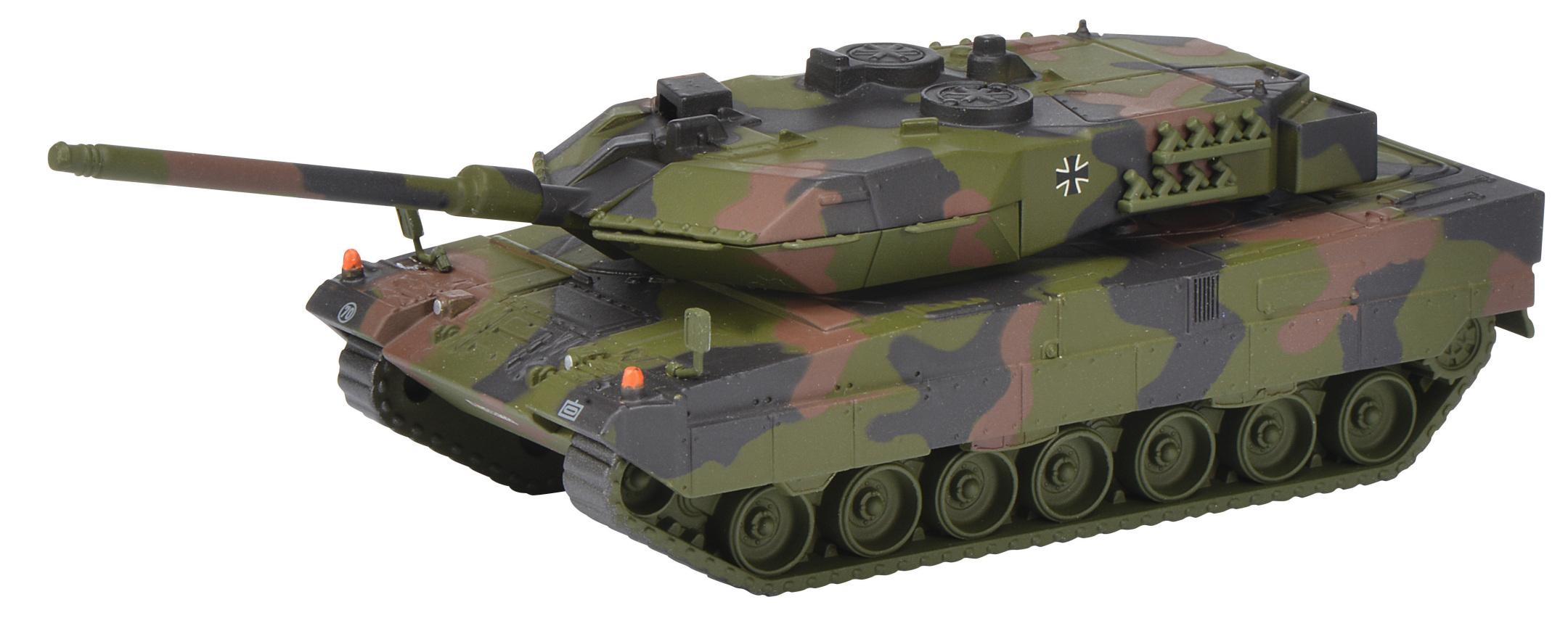 Leopard 2A6 Kampfpanzer - Bundeswehr