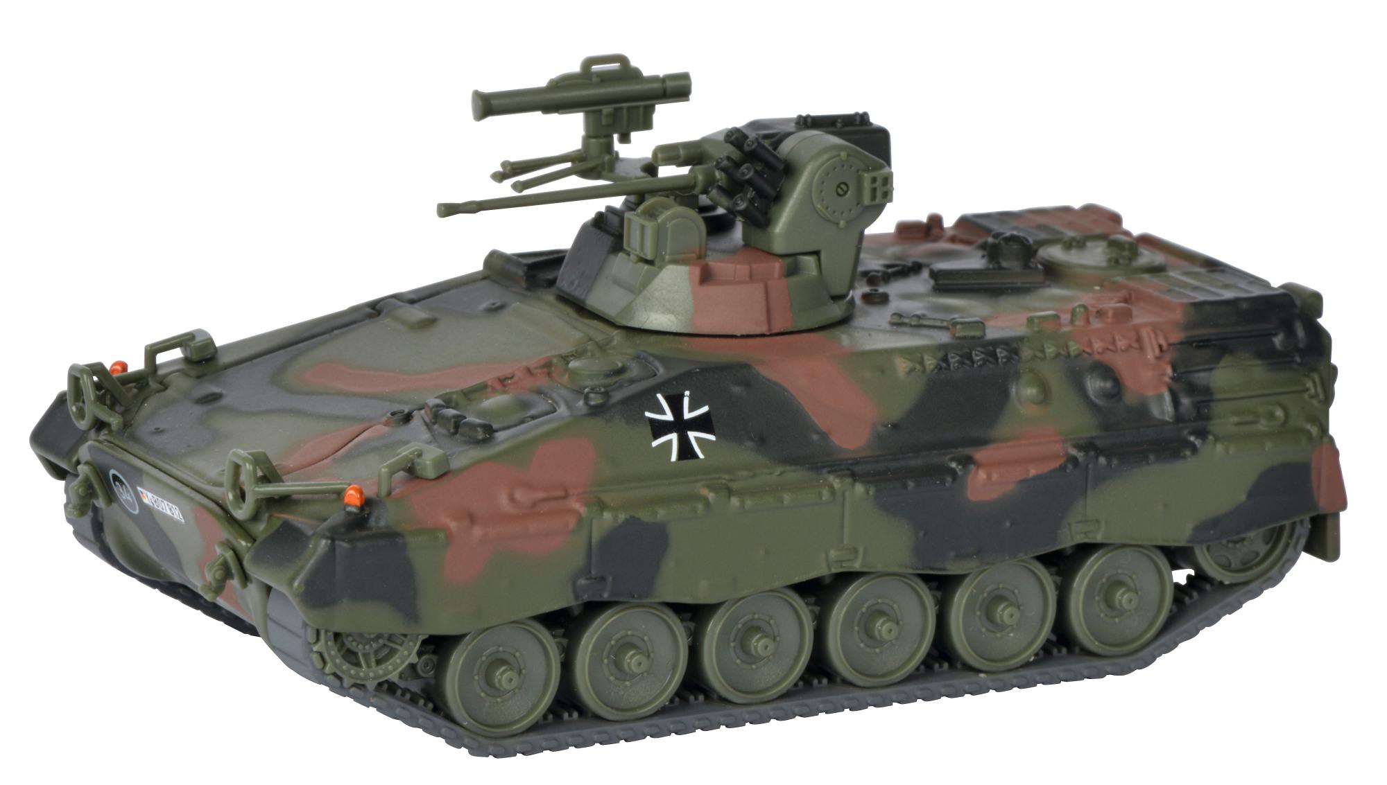 Marder 1A2 Schützenpanzer - Bundeswehr