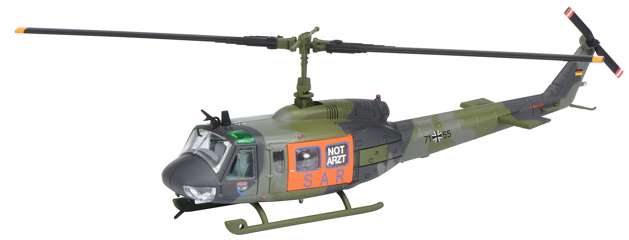 BELL UH 1D Rettungshubschrauber - SAR