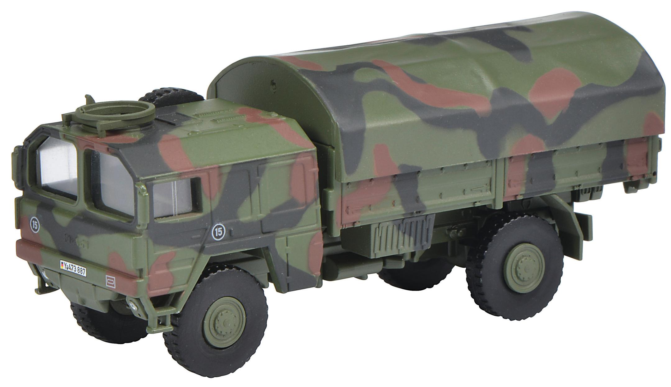 MAN 5t GL LKW - Bundeswehr
