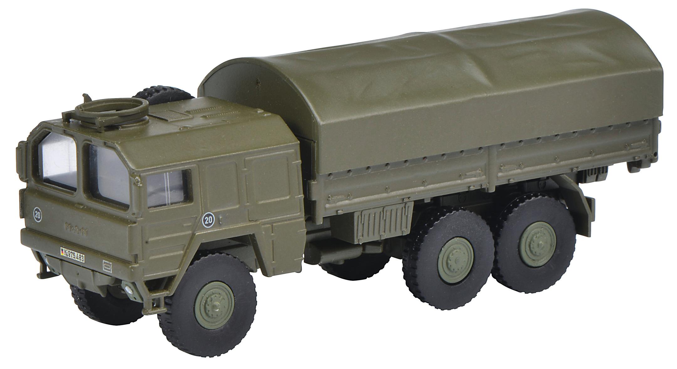 MAN 7t GL LKW - Bundeswehr