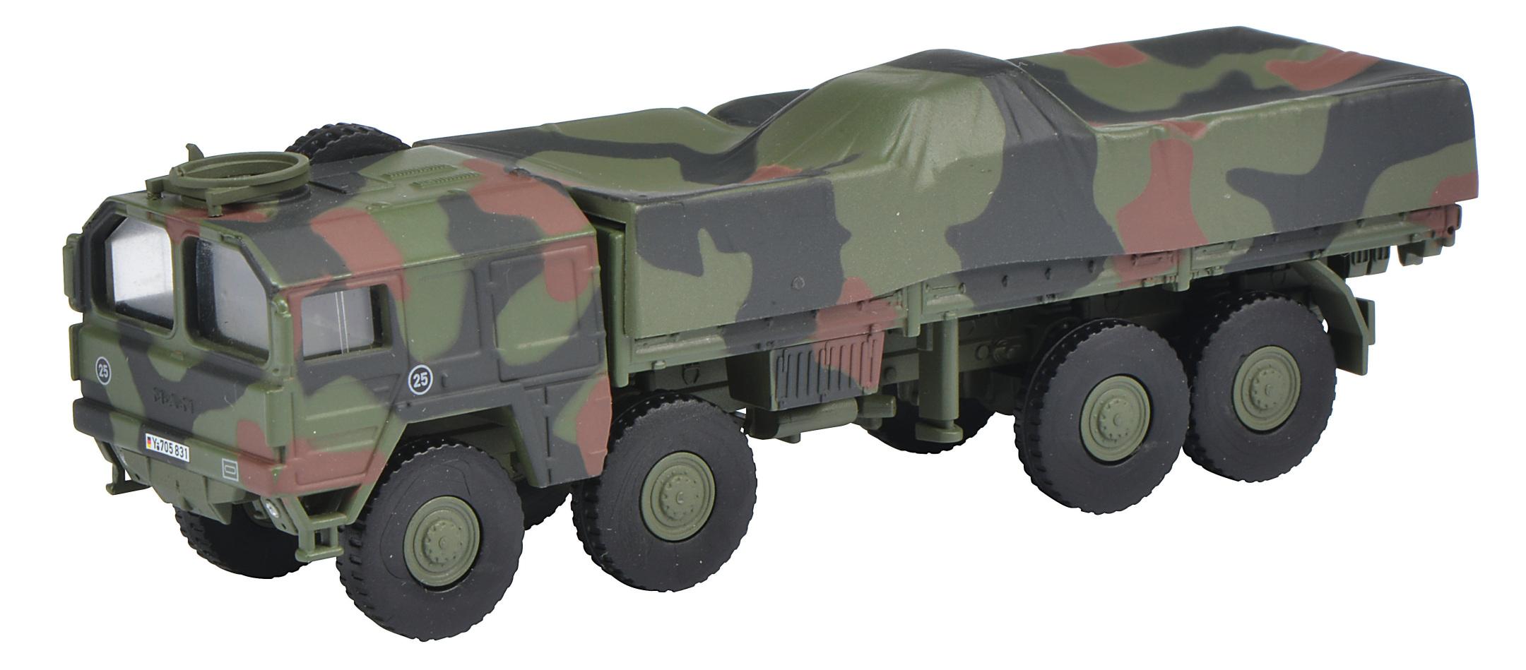 MAN 10t GL LKW - Bundeswehr