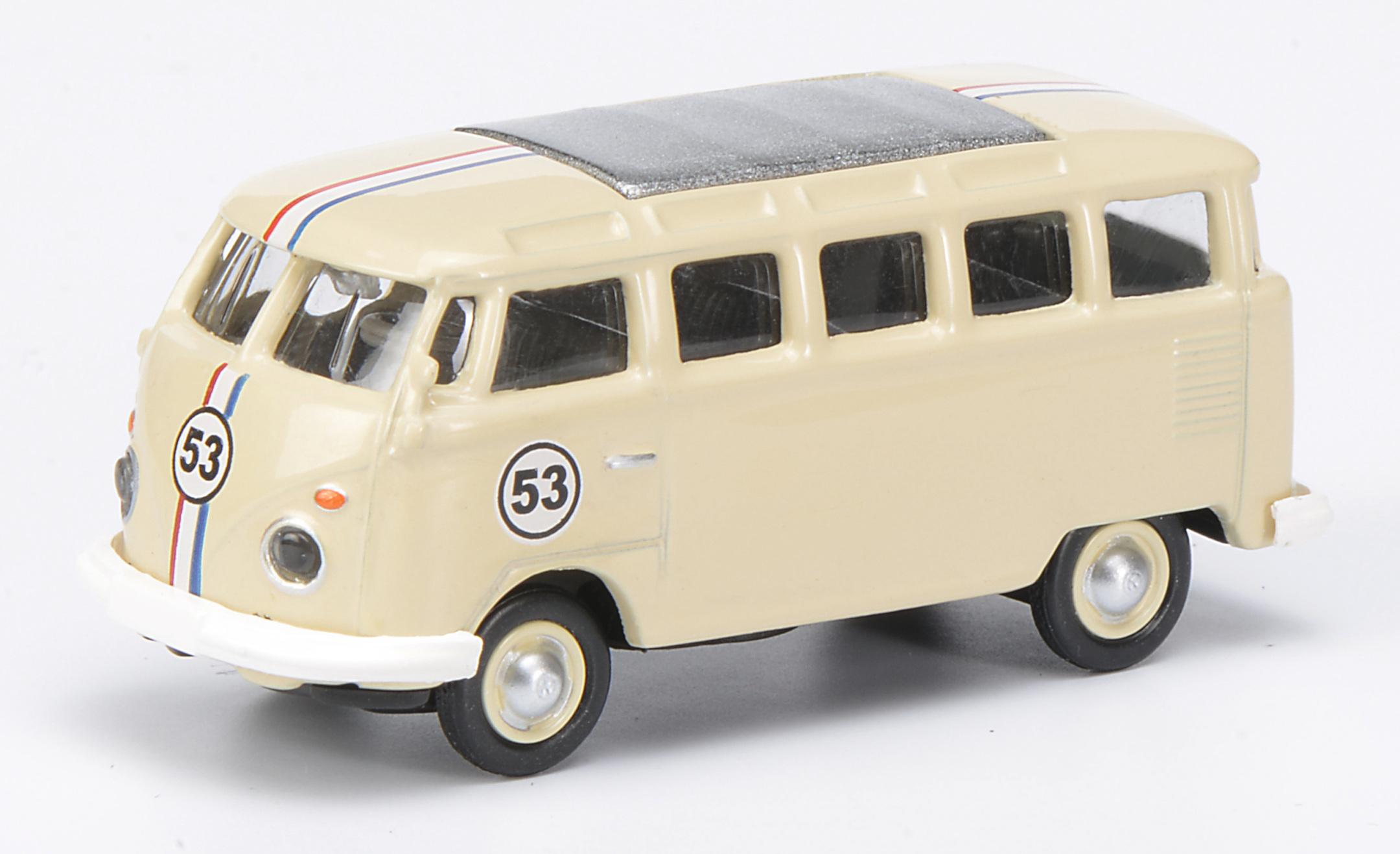 VW T1c Samba - Rallye #53