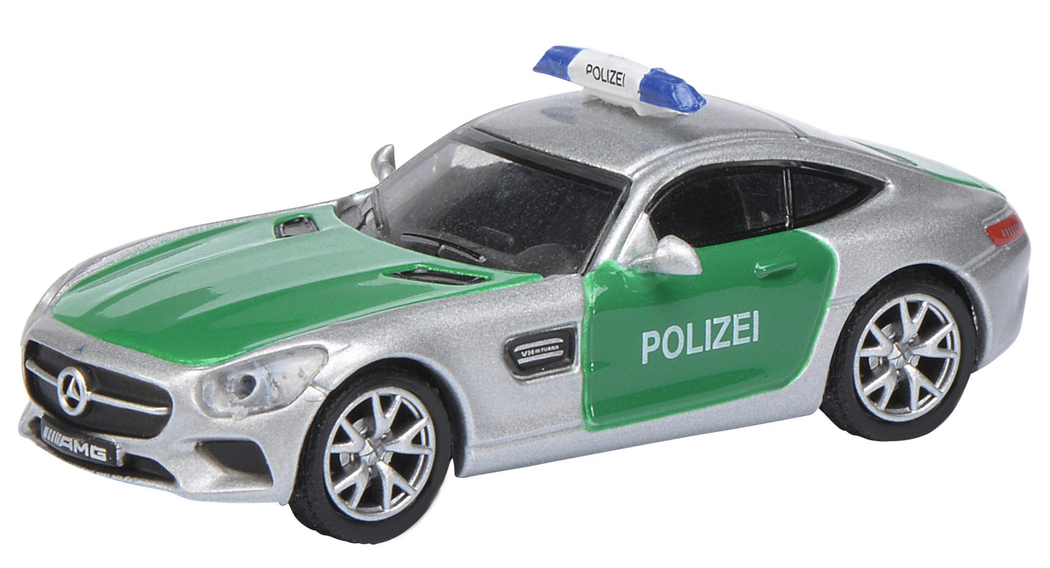 Mercedes Benz GT S - Polizei