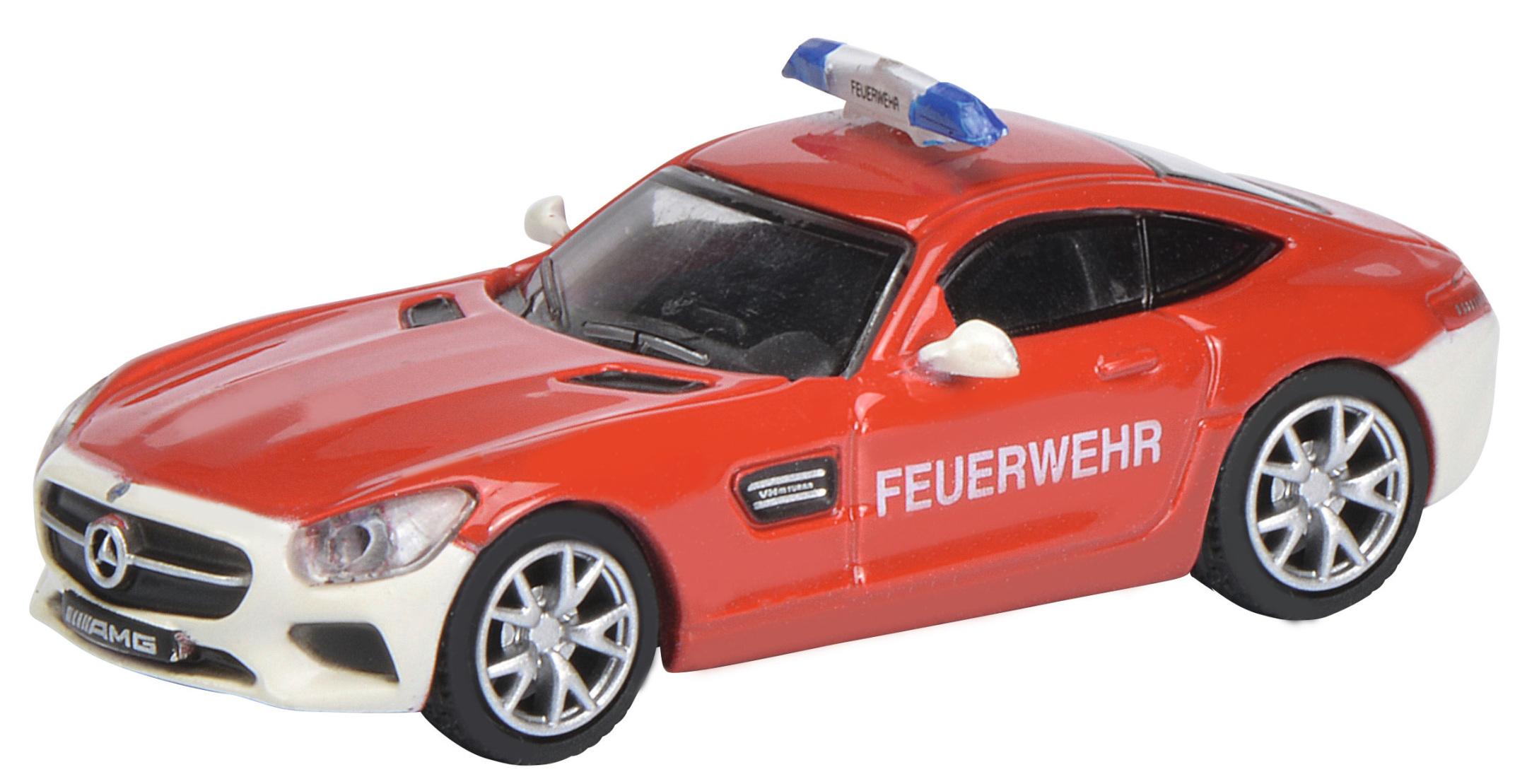 Mercedes Benz GT S - Feuerwehr