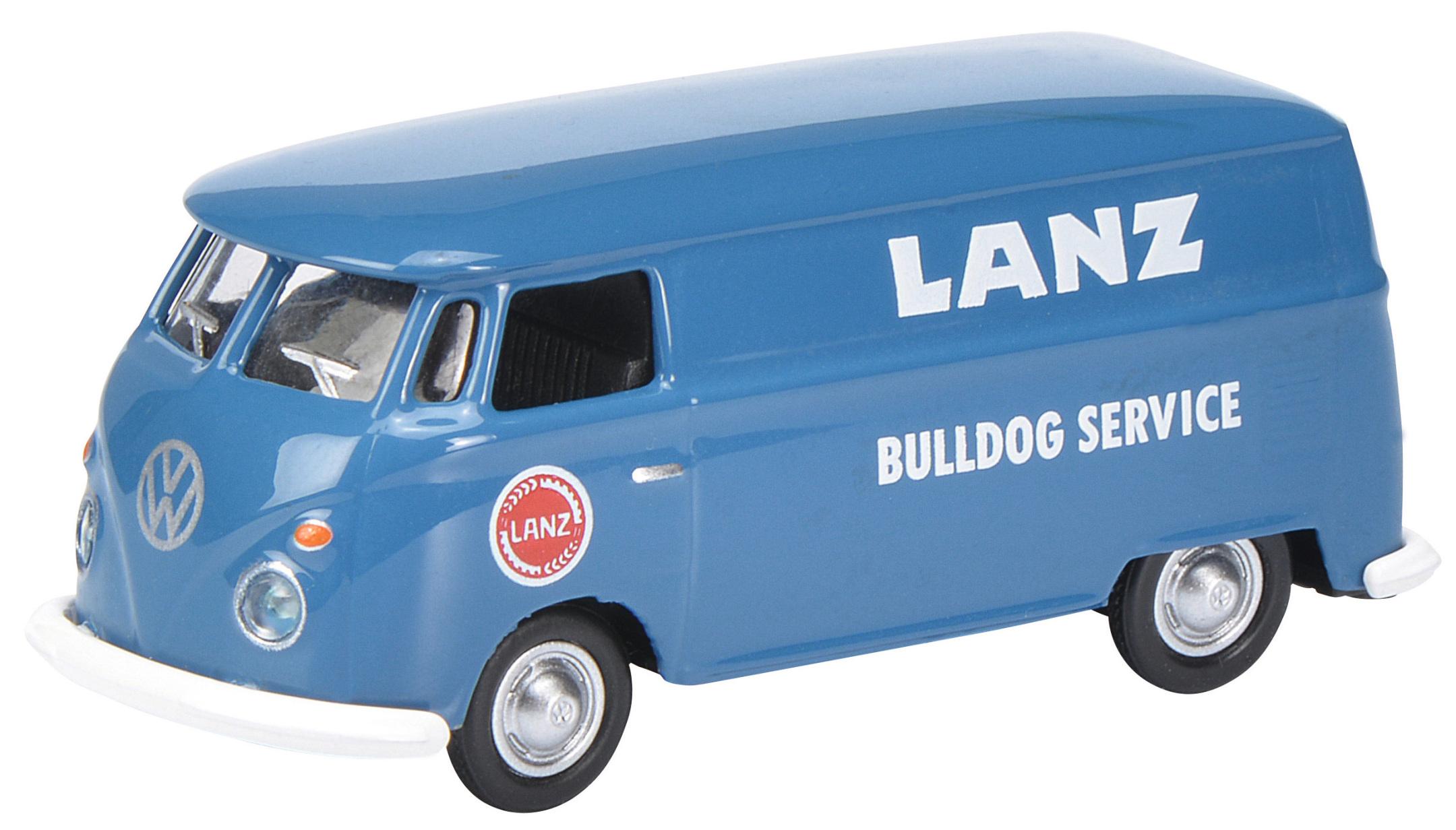 VW T1c Kasten - Lanz Bulldog Service
