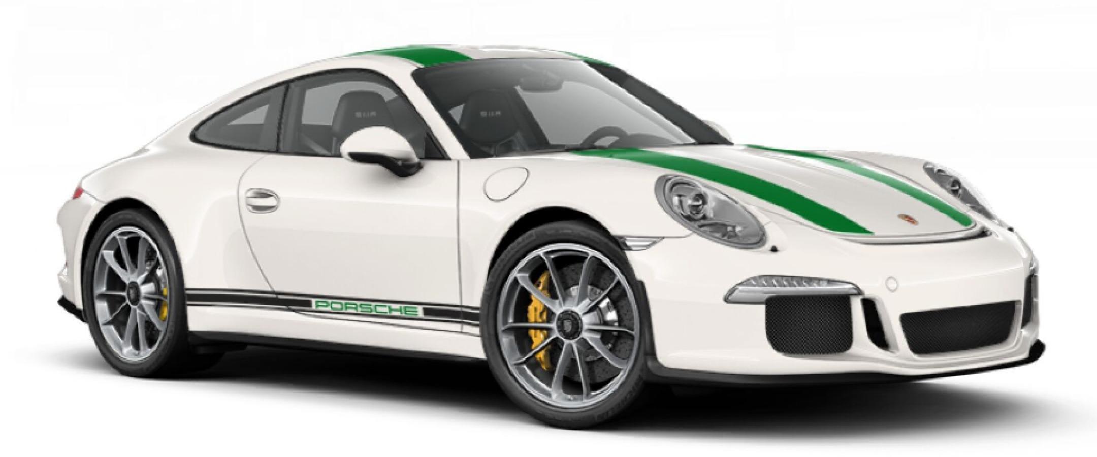 Porsche 911R (991)