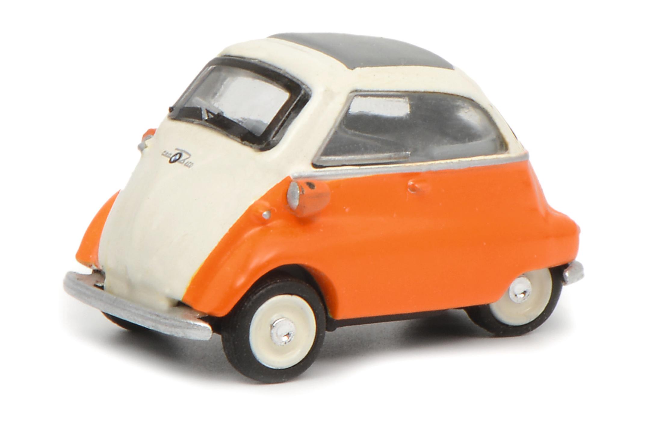 BMW Isetta beige-orange 1:87