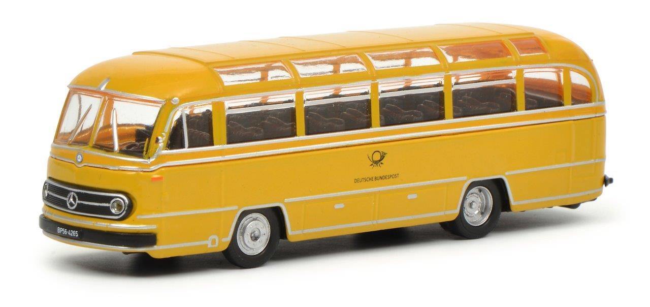 Mercedes Benz O321 Deutsche Bundespost 1:87
