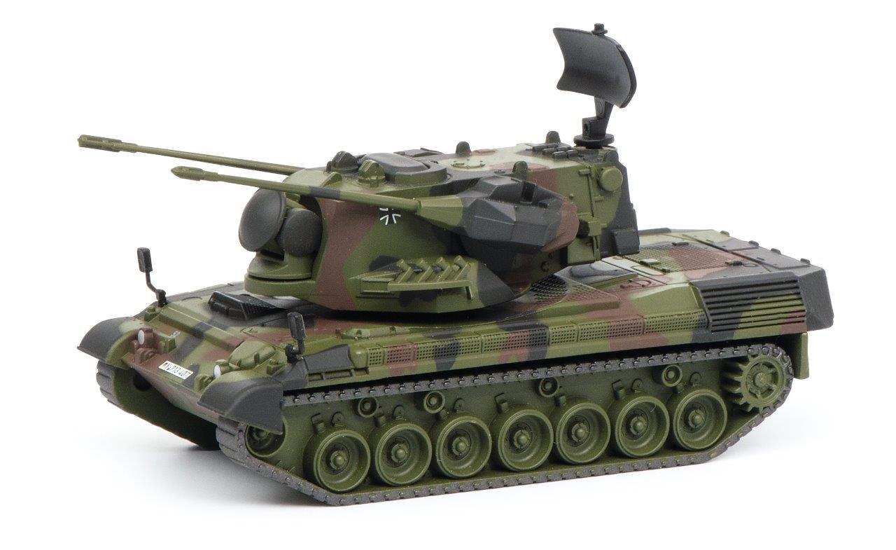 Gepard Flakpanzer - Bundeswehr 1:87