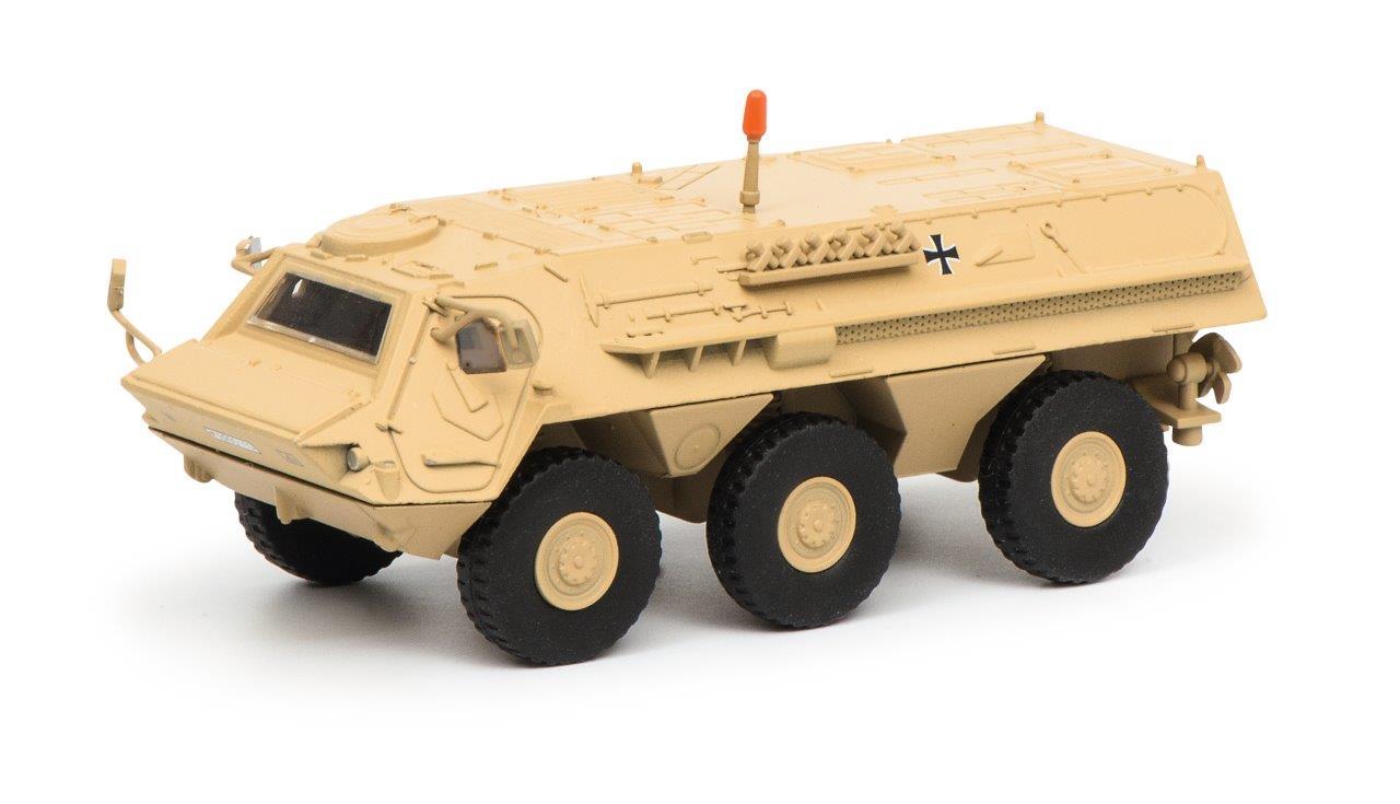 Fuchs Transportpanzer ISAF 1:87