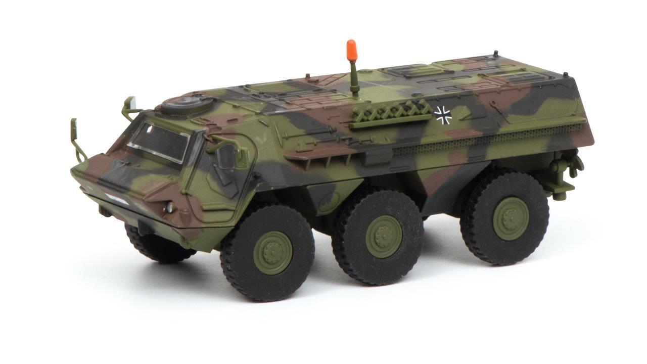 Fuchs Transportpanzer - Bundeswehr