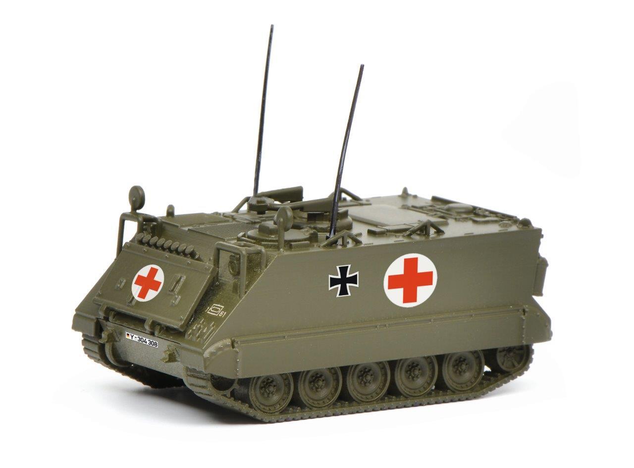 M113 Sanitätspanzer - Bundeswehr