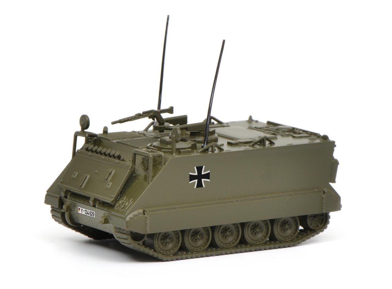 M113 Transportpanzer - Bundeswehr