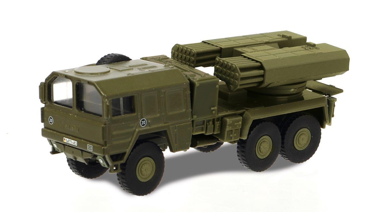 MAN LKW 7t LARS II - Raketenwerfer