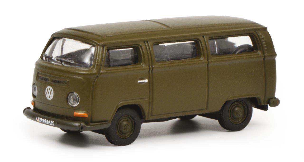 VW T2 Bus - Bundeswehr