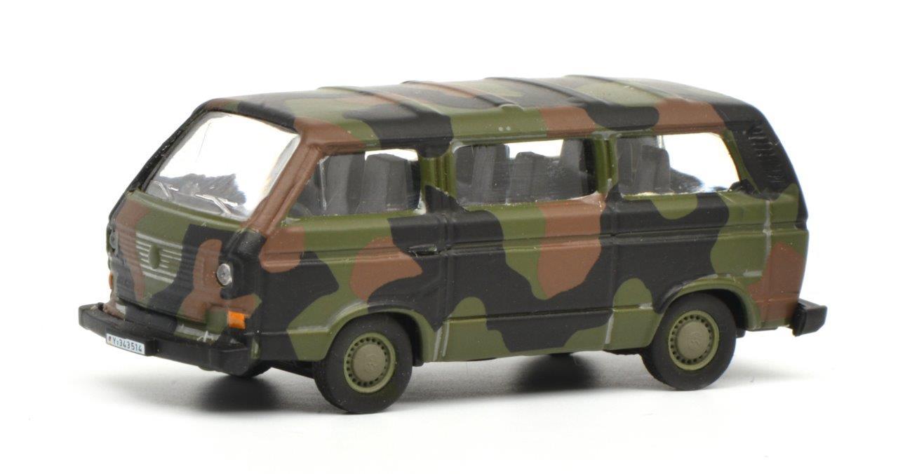 VW T3 Bus Bundeswehr