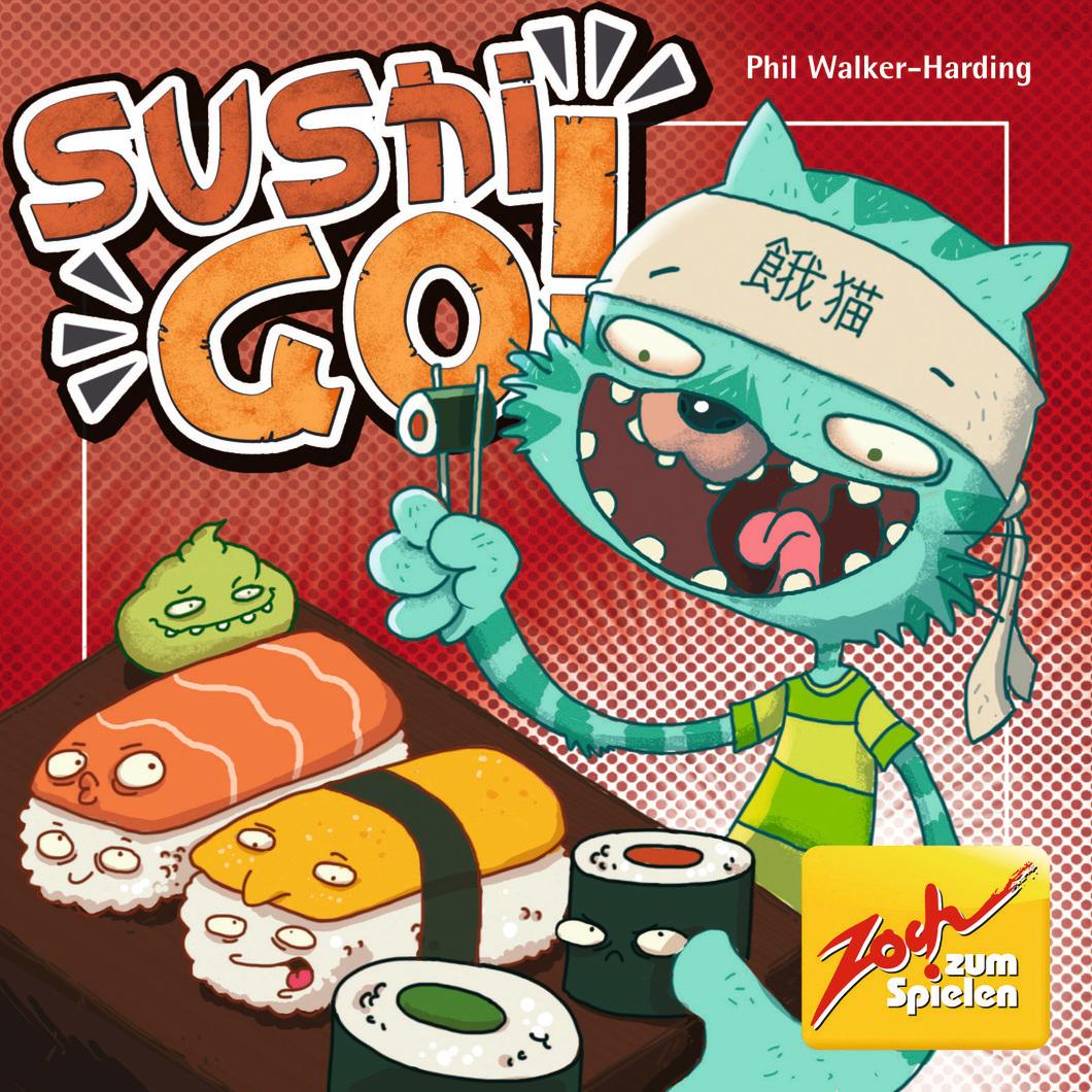 Kartenspiel Sushi Go