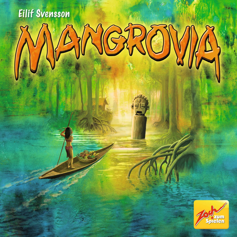 Familienspiel Mangrovia!