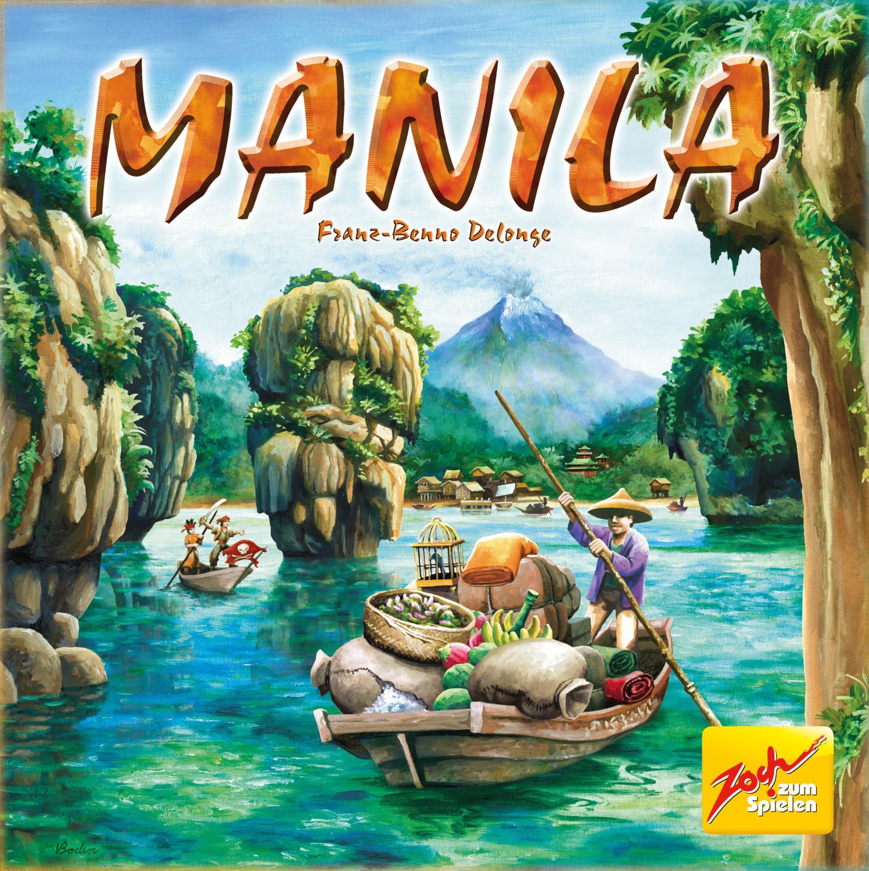Taktisches Familienspiel Manila