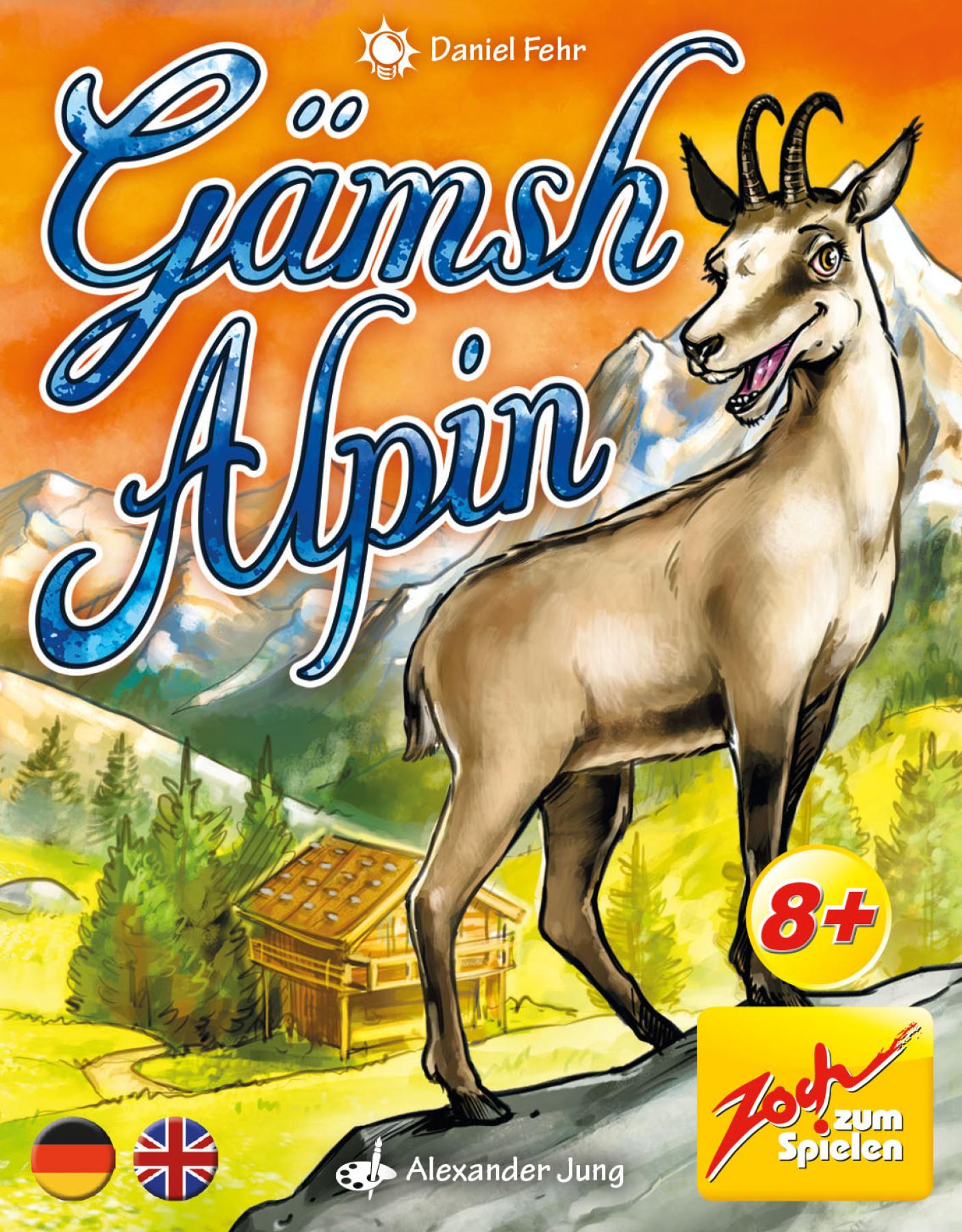 Gämsh Alpin