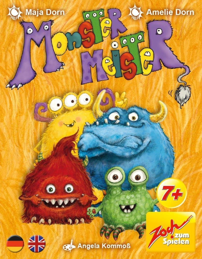 Memo Meister Monster