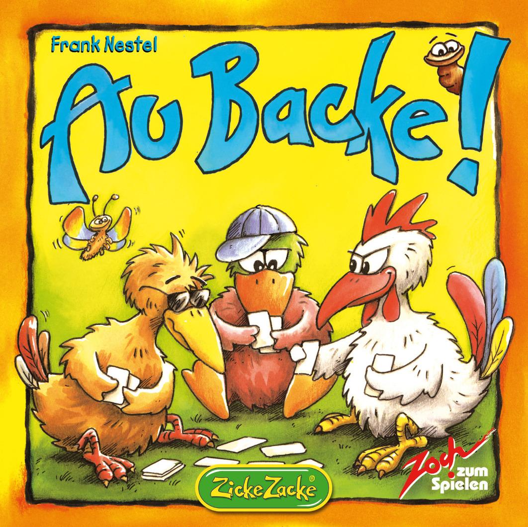 Kartenspiel Au Backe!
