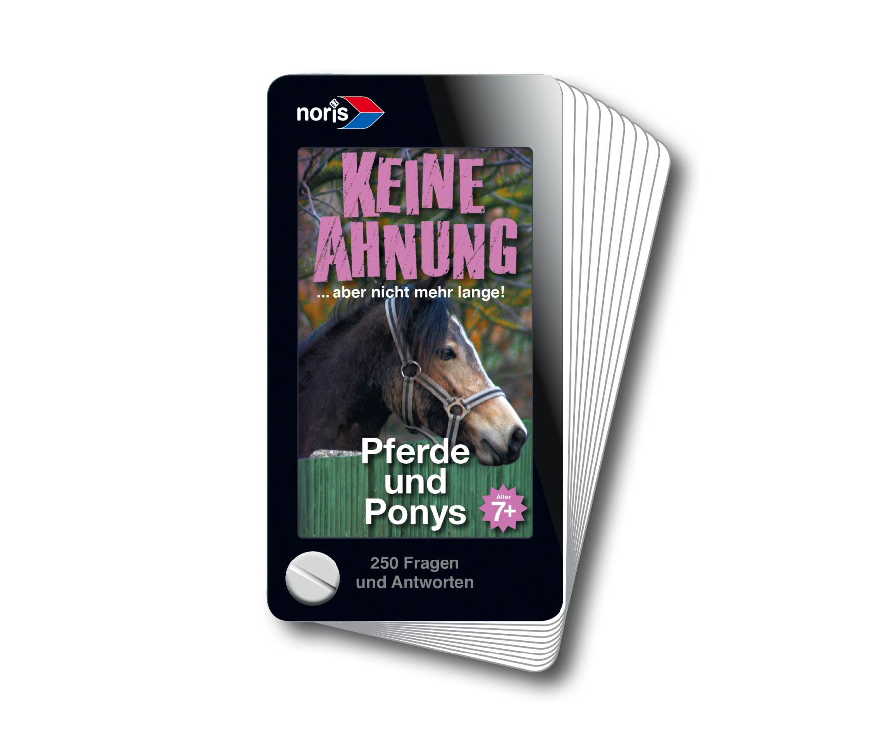 Wissensfächer - Pferde