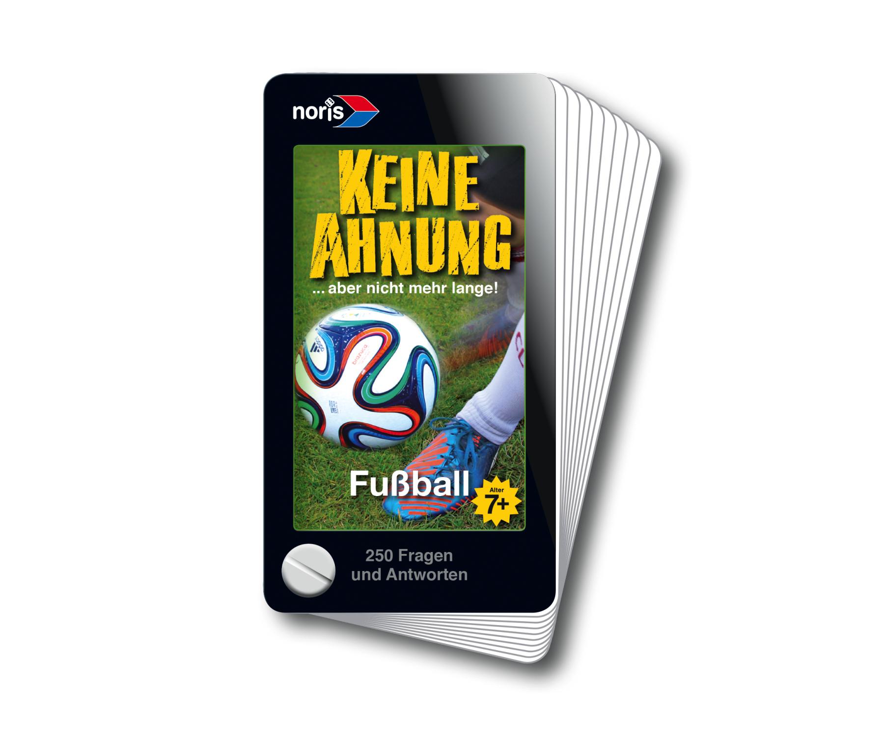 Wissensfächer - Fußball