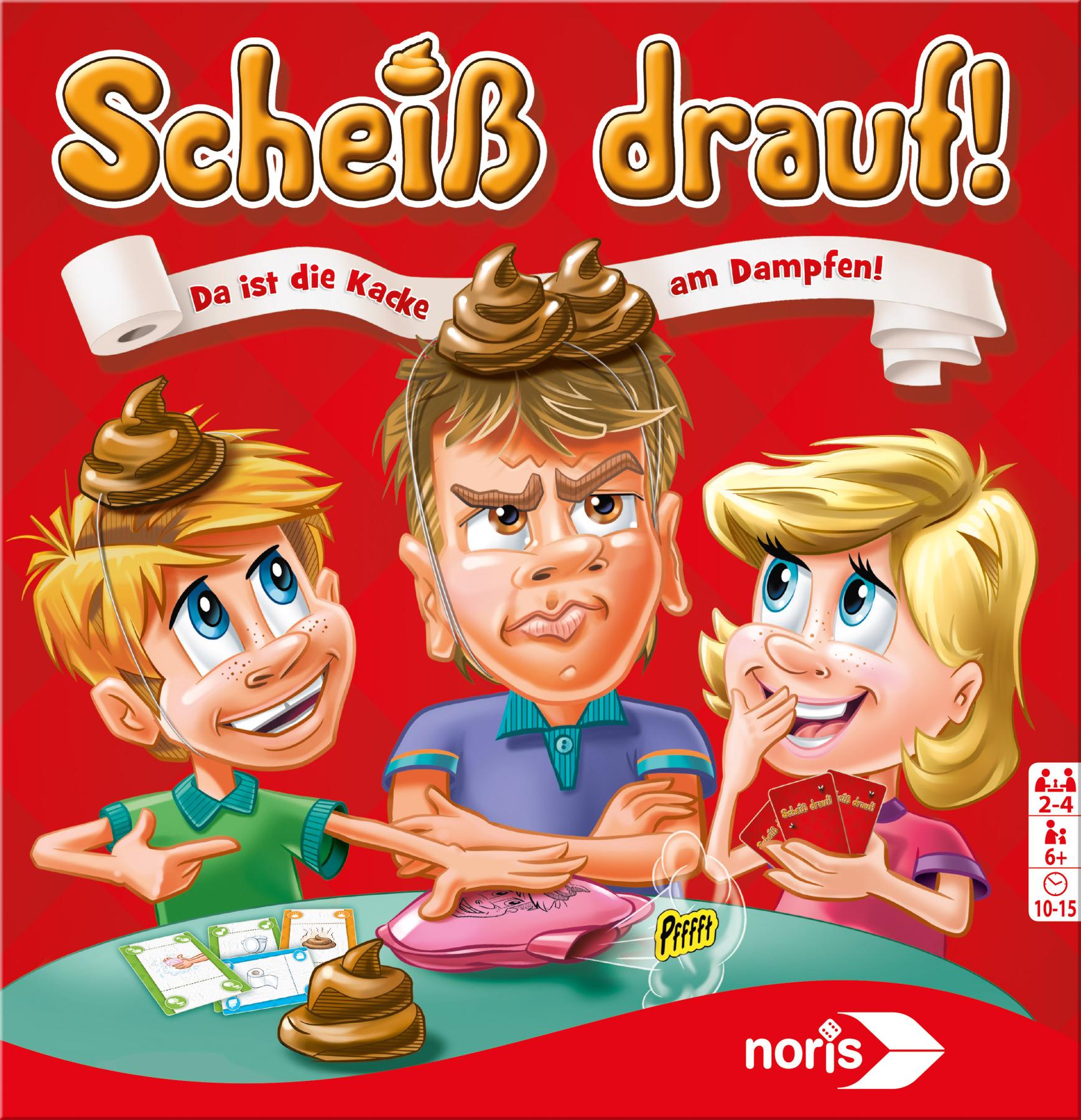 Familienspiel - Scheiß Drauf!