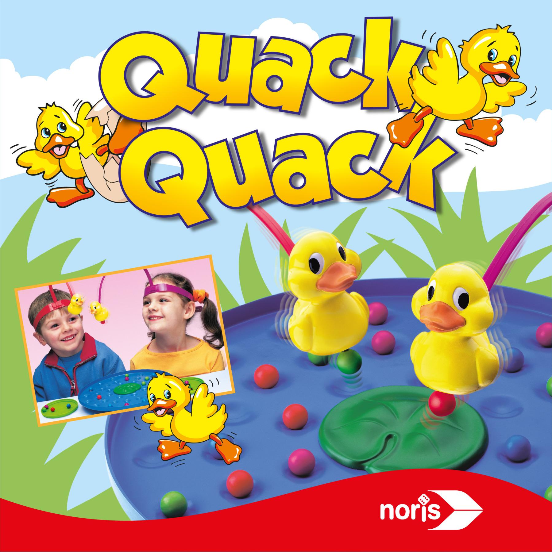 Geschicklichkeitsspiel Quack Quack