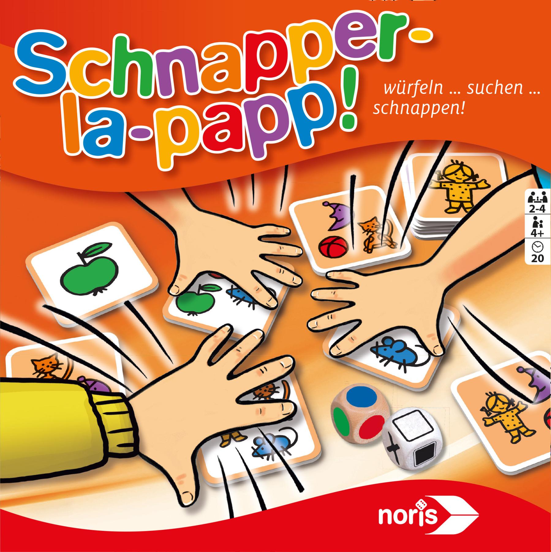 Kinderspiel - Schnapper la papp