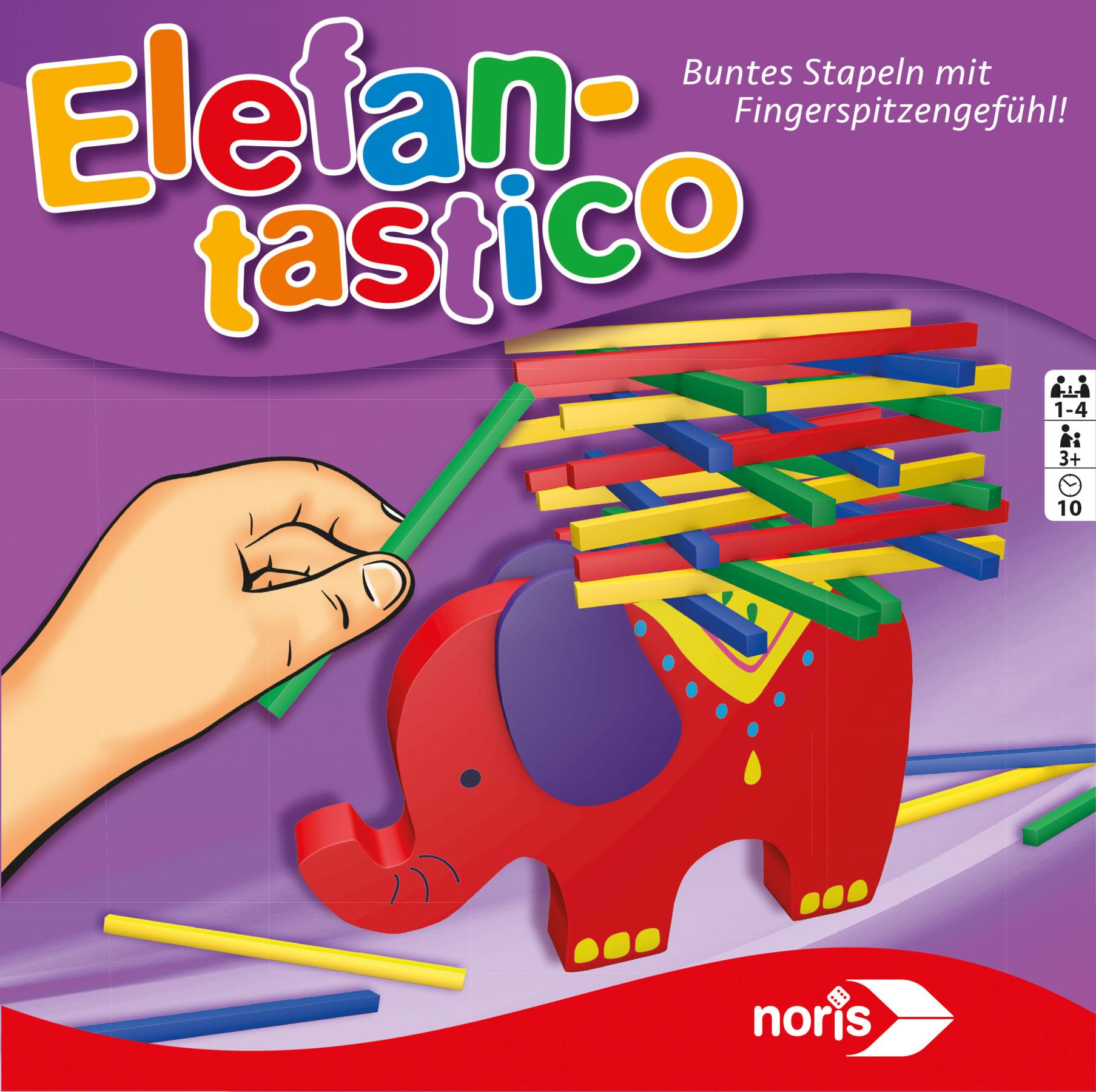 Stapelspiel Elefantastico