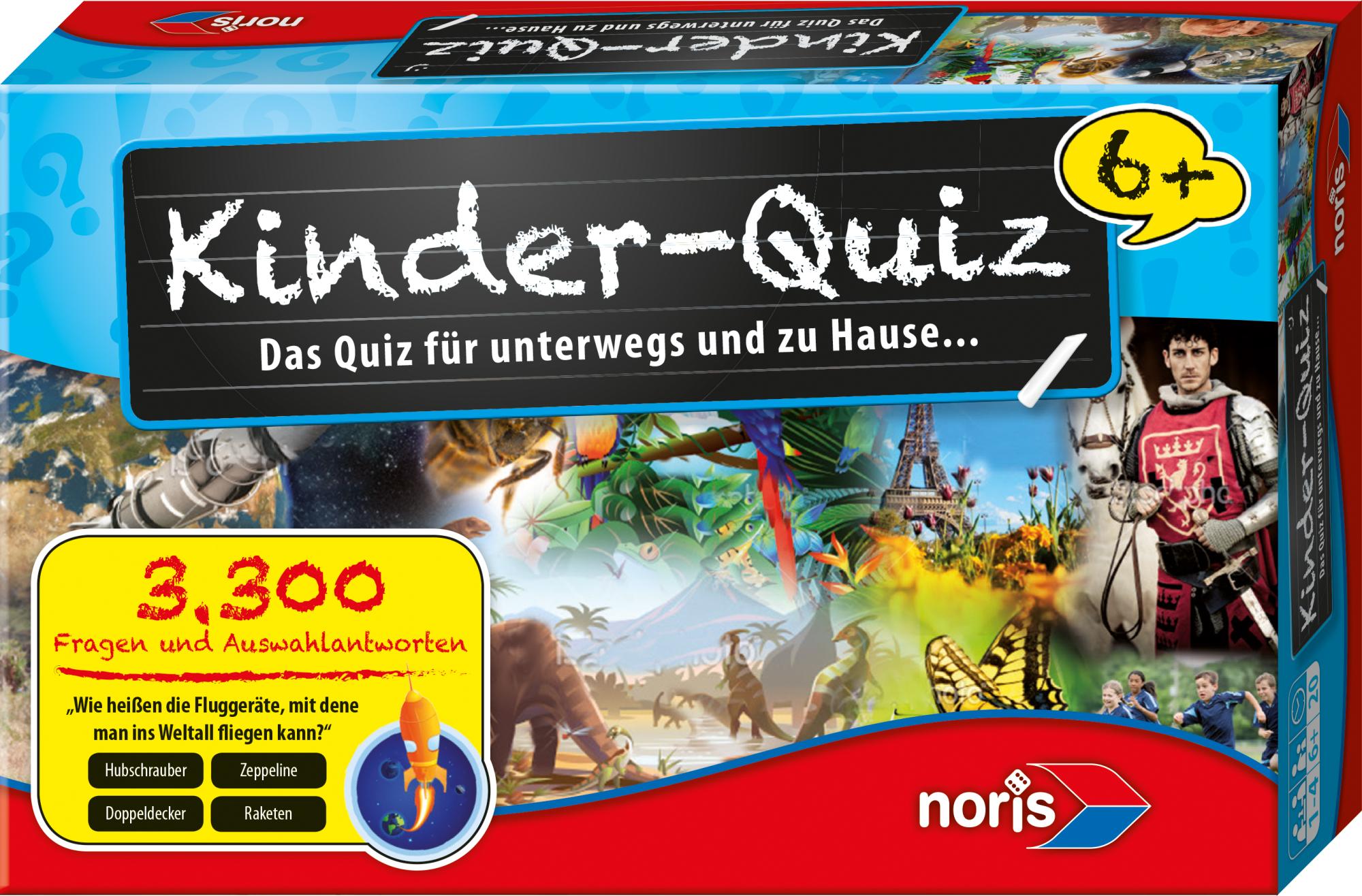 Kinderspiel Kinder Quiz