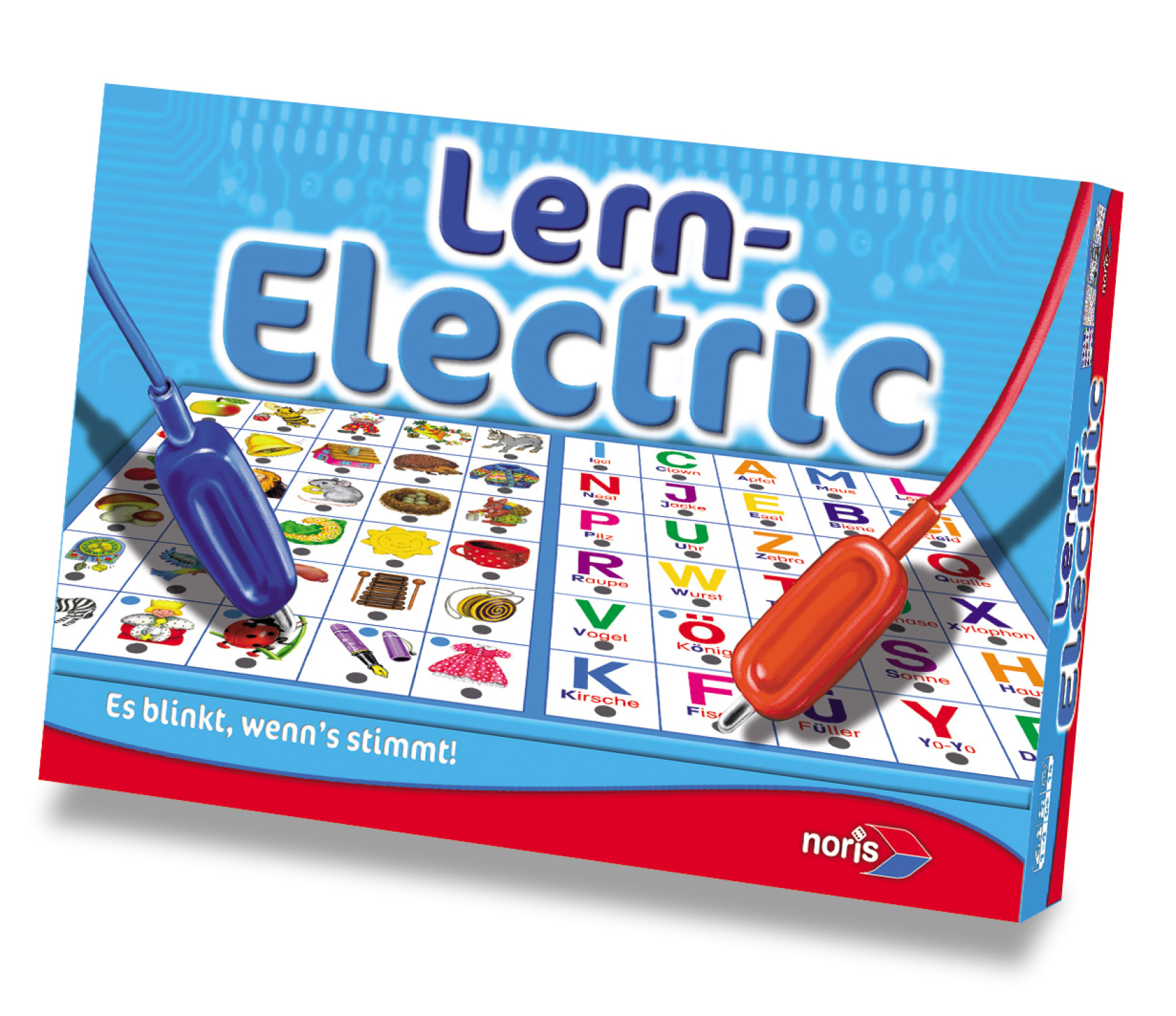 Kinderspiel Lern Electric