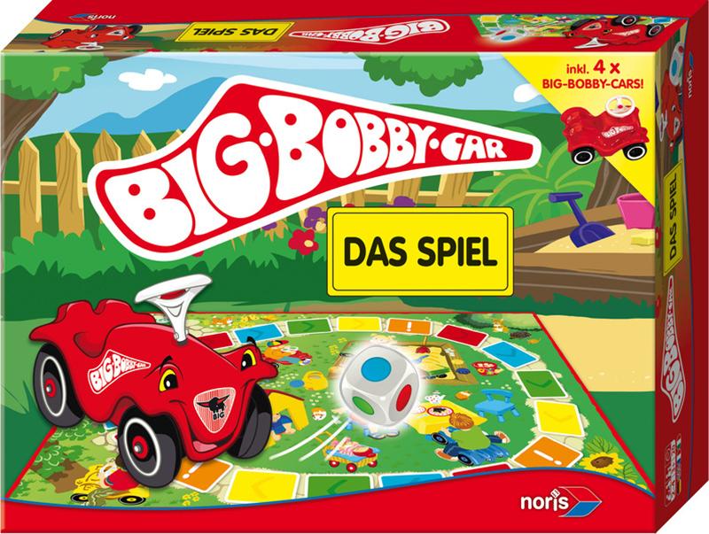 Big Bobby Car - Das Spiel