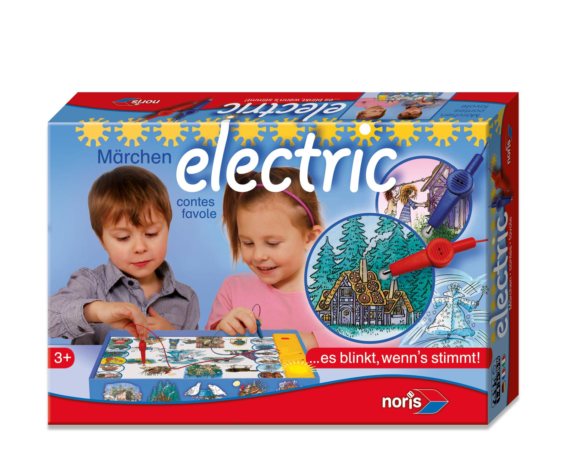 Kinderspiel Märchen Electric