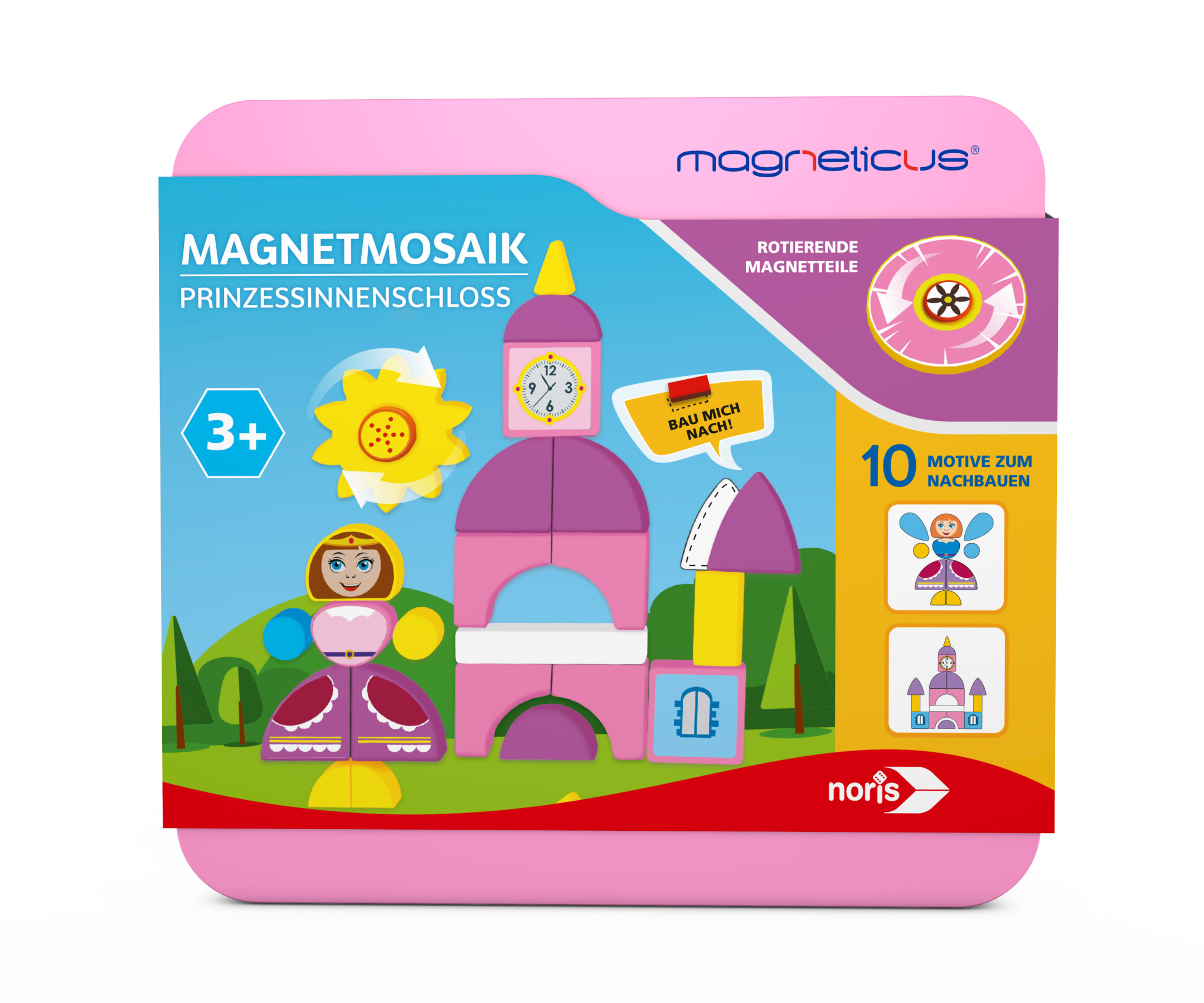 Magneticus Magnetmosaik - Prinzessin