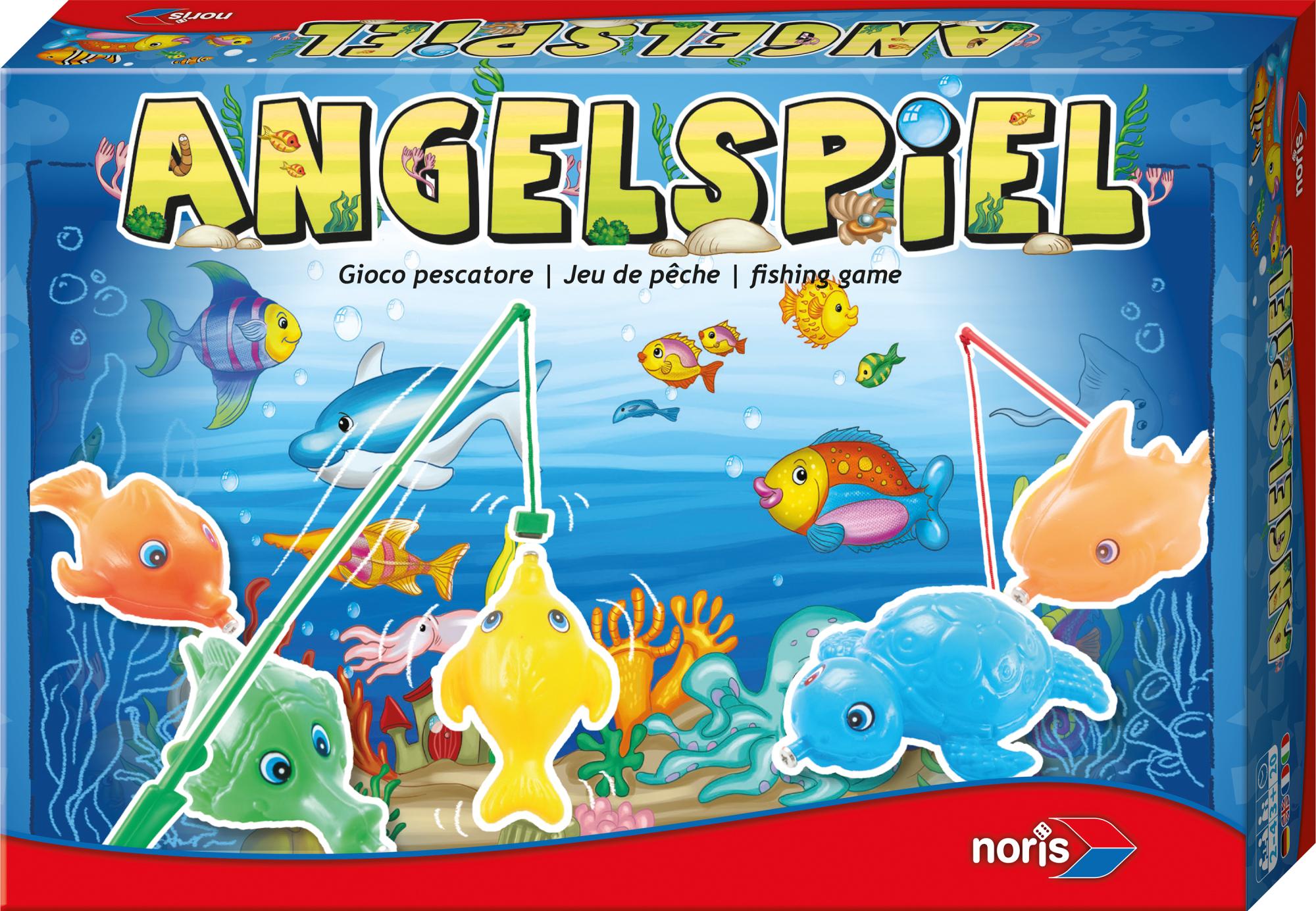 Spieleklassiker Angelspiel
