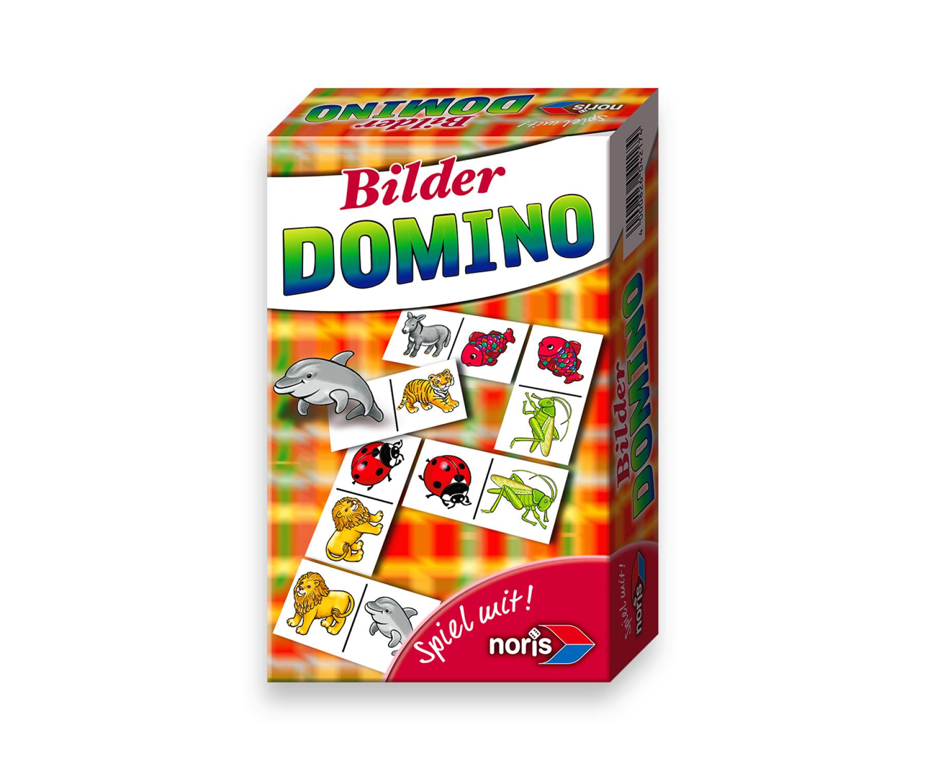 Mitbringspiel Bilder Domino