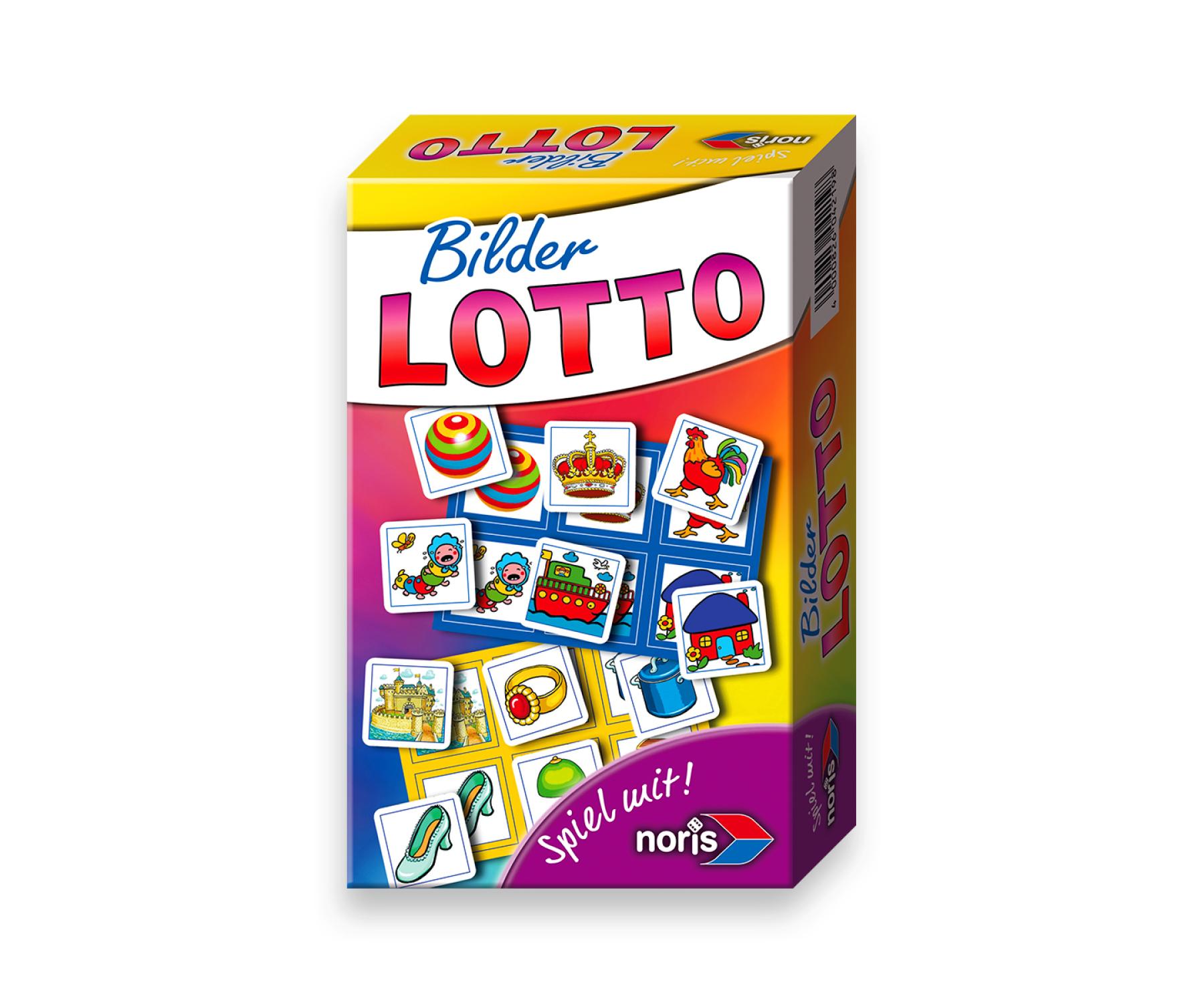 Mitbringspiel Bilder Lotto