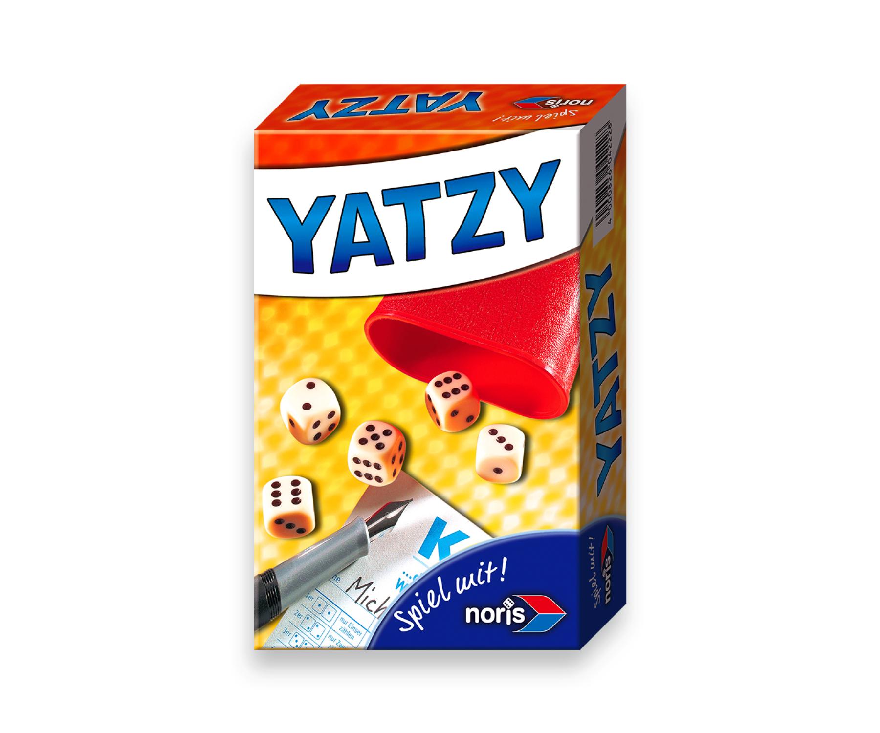Yatzy Das Würfelspiel