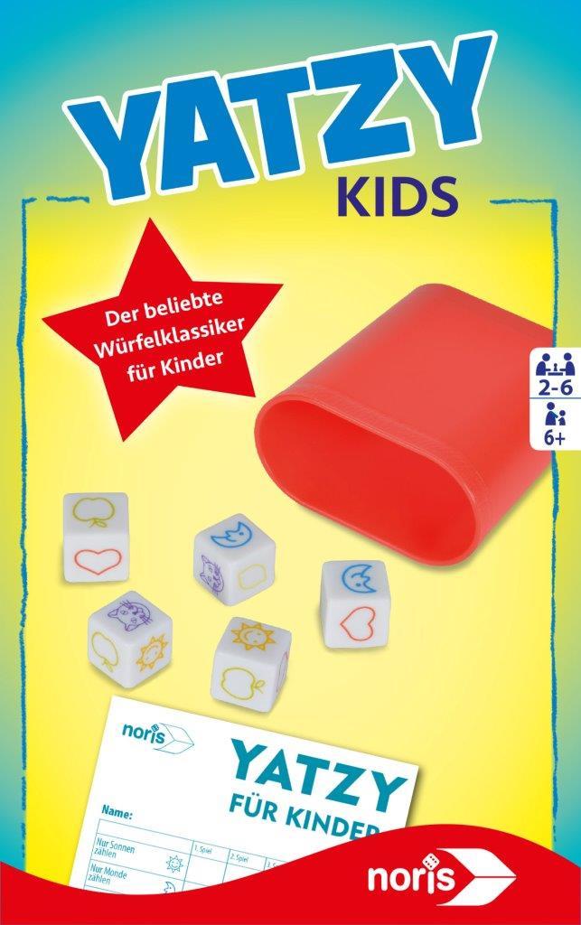 YATZY für Kinder - Mitbringspiel