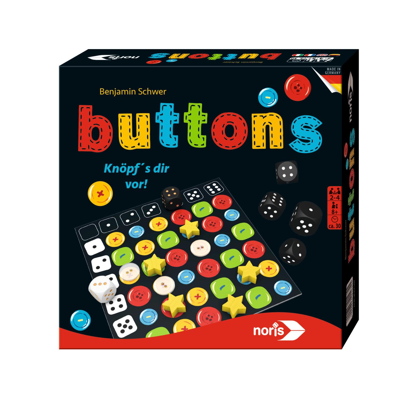 Würfelspiel Buttons