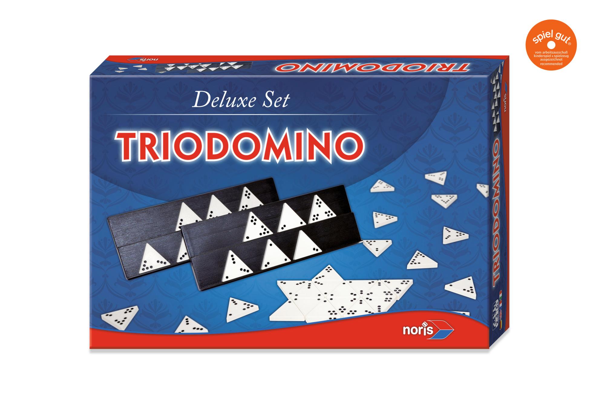 Spieleklassiker Trio Domino