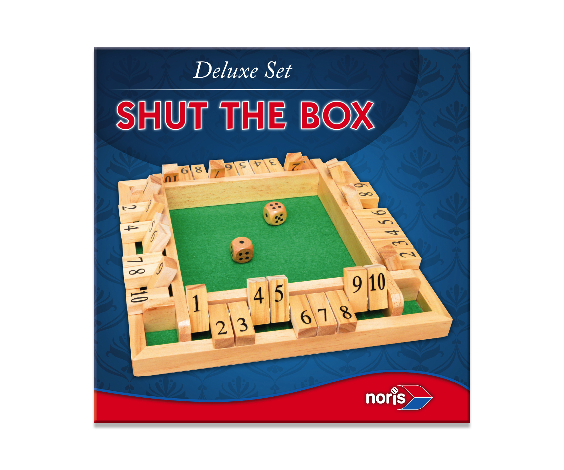 Additionsspiel shut the box